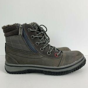 Pajar Canada Gray Winter Snow Waterproof Boots